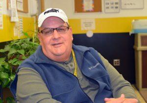 All-Star Transportation driver Jim Tomassetti